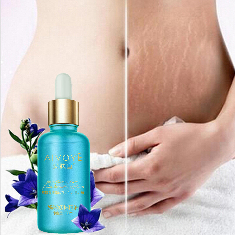 LUGASH     Pegnancy Essential Scar Oil Stretch Marks Stretch Marks Care Treatment Sex Skin
