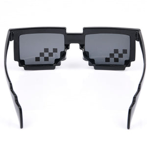 888    SojoS Deal With It Glasses Thug Life 8 Bit Style Pixel Unisex Sunglasses SJ2049