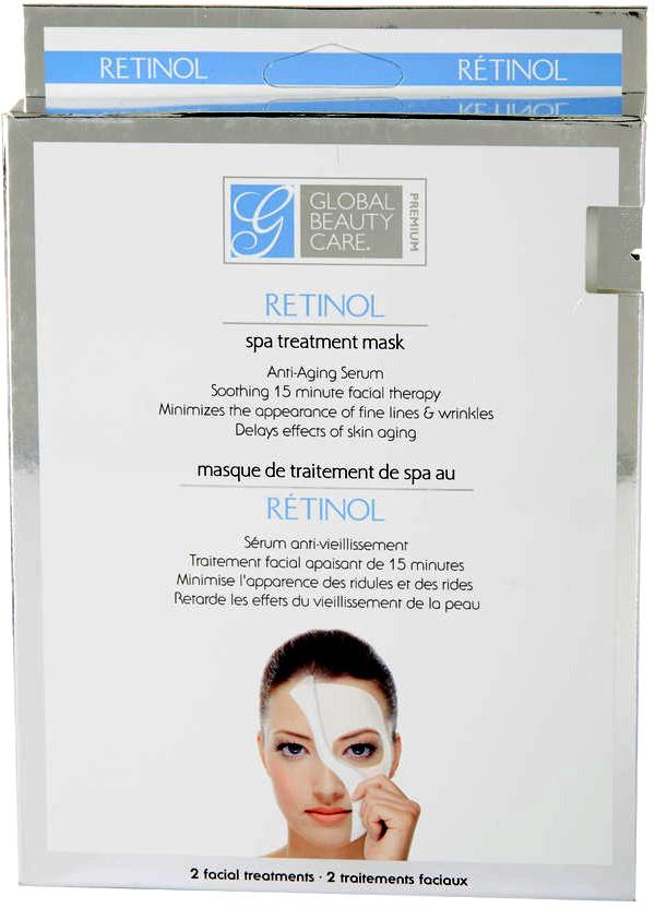 Retinol Spa Treatment Mask - 2 PACK