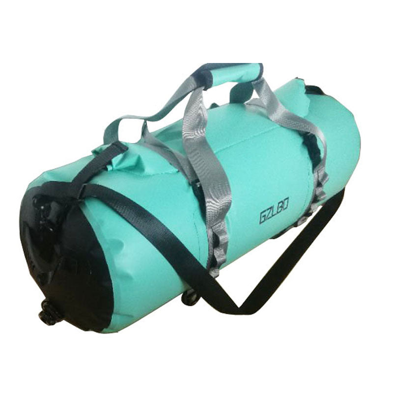 GZL 50L Waterproof  Travel Backpack with a drainage valve