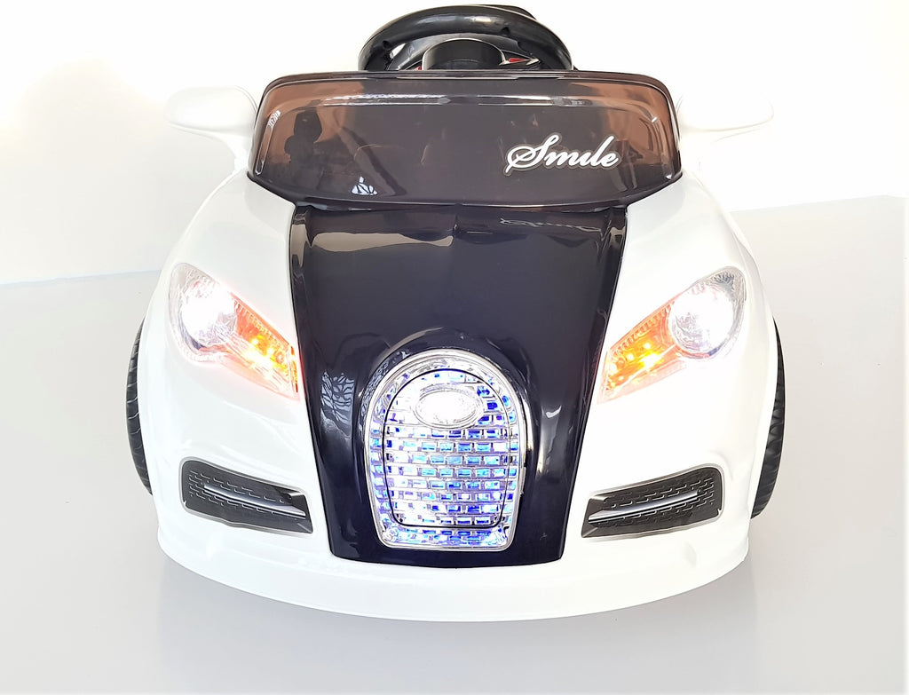 Kids Ride-On Car Bugatti Style