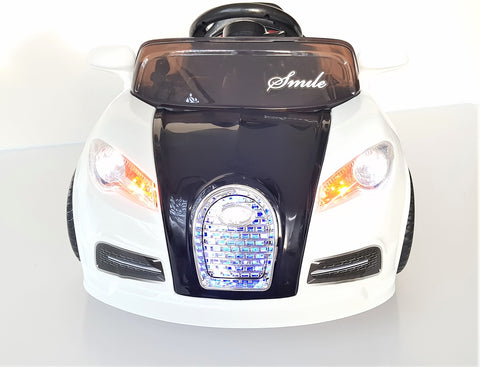 Image of Kids Ride-On Car Bugatti Style
