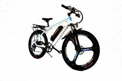 "Image of Fremont 26""ebike - Blue"