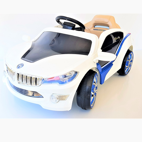 Image of RIGO Kids Ride-On Car BMW i8 Style