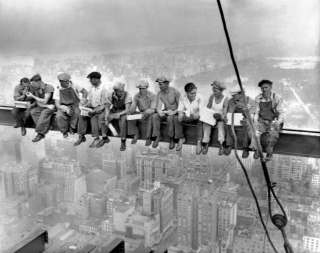 Lunch Atop A Skyscraper: The True Story Behind The Iconic Photo