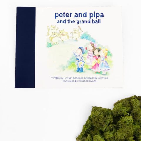 PETER AND PIPA AND THE GRAND BALL