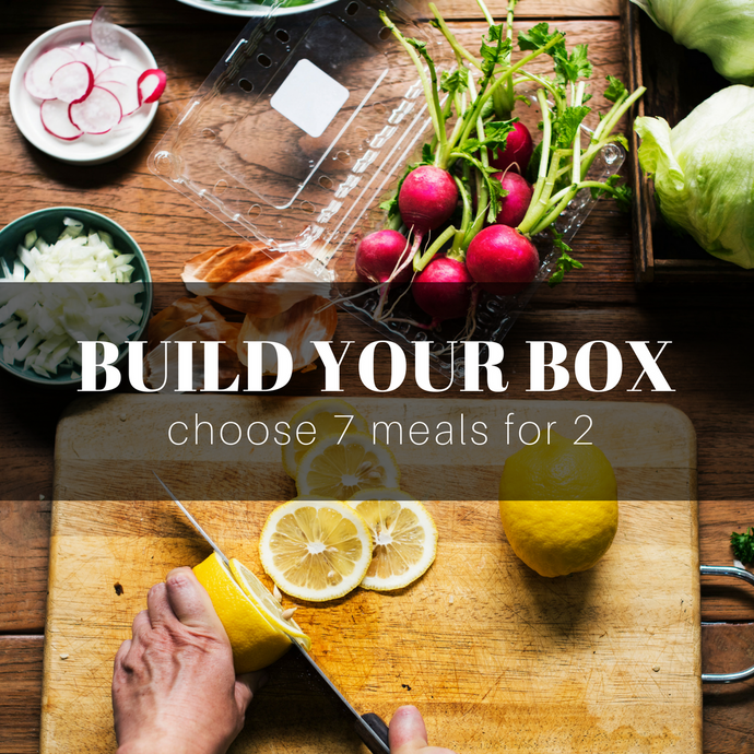 Create Your Own Weekly Box Combination