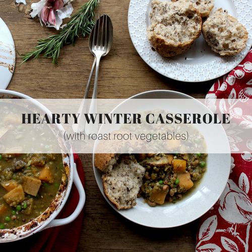 Hearty Winter Casserole