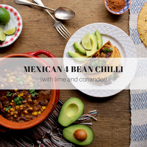 Mexican 4 Bean Chilli