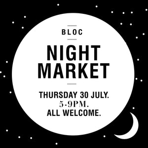 BLOC | Night Markets