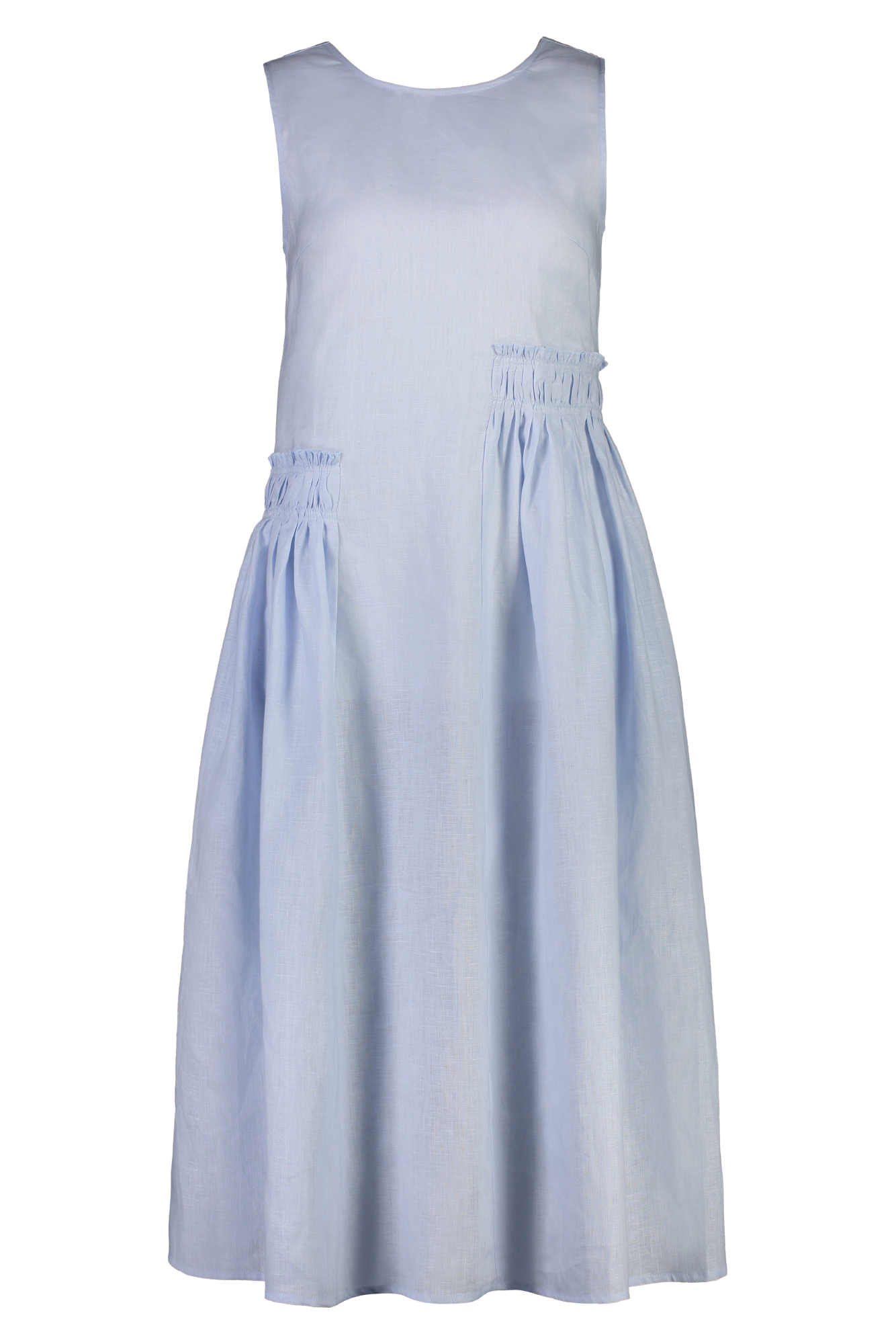 Balancing Act Dress in Sky Blue - hej hej