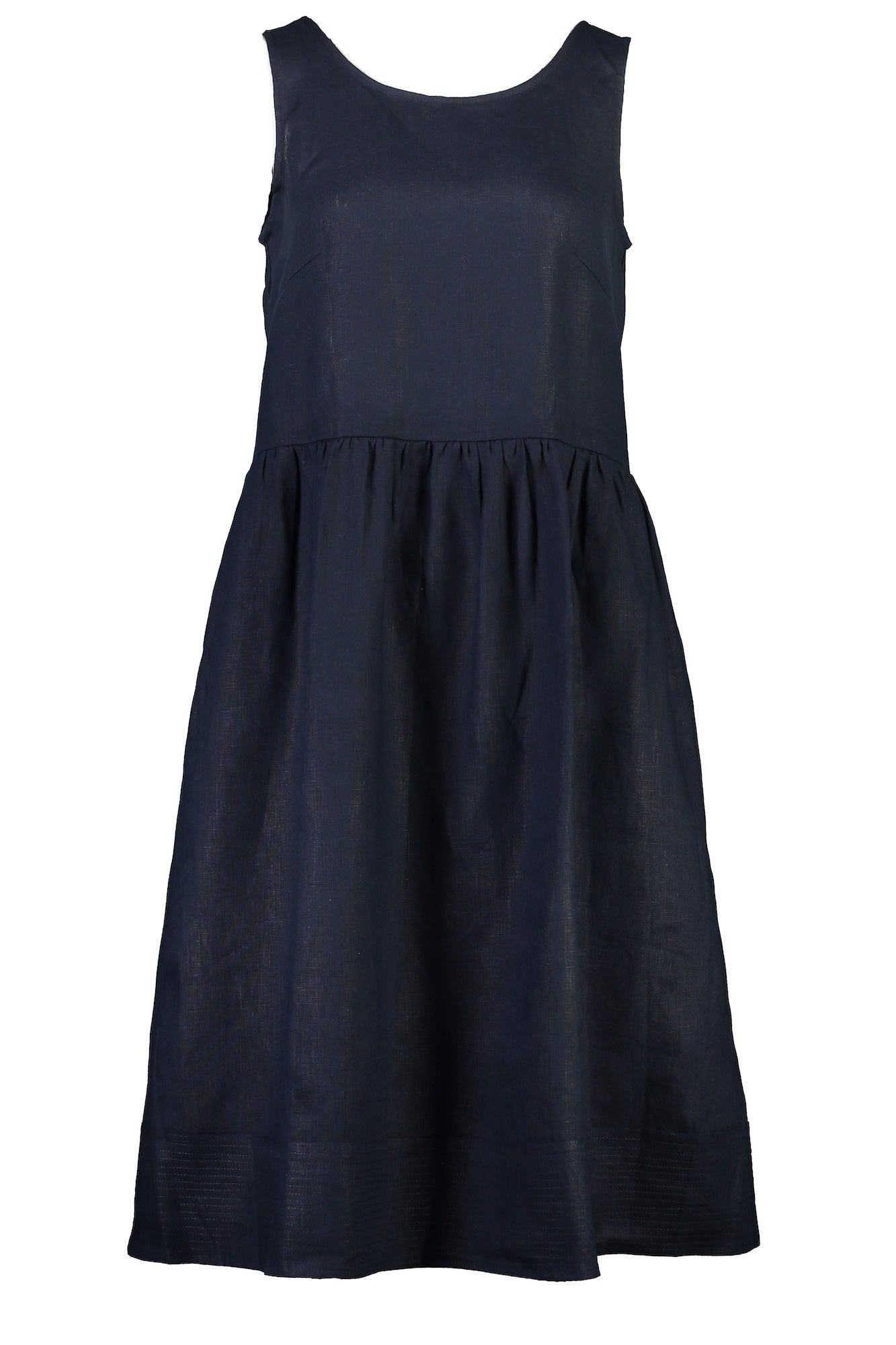 Eat Sleep Repeat Dress in Indigo - hej hej