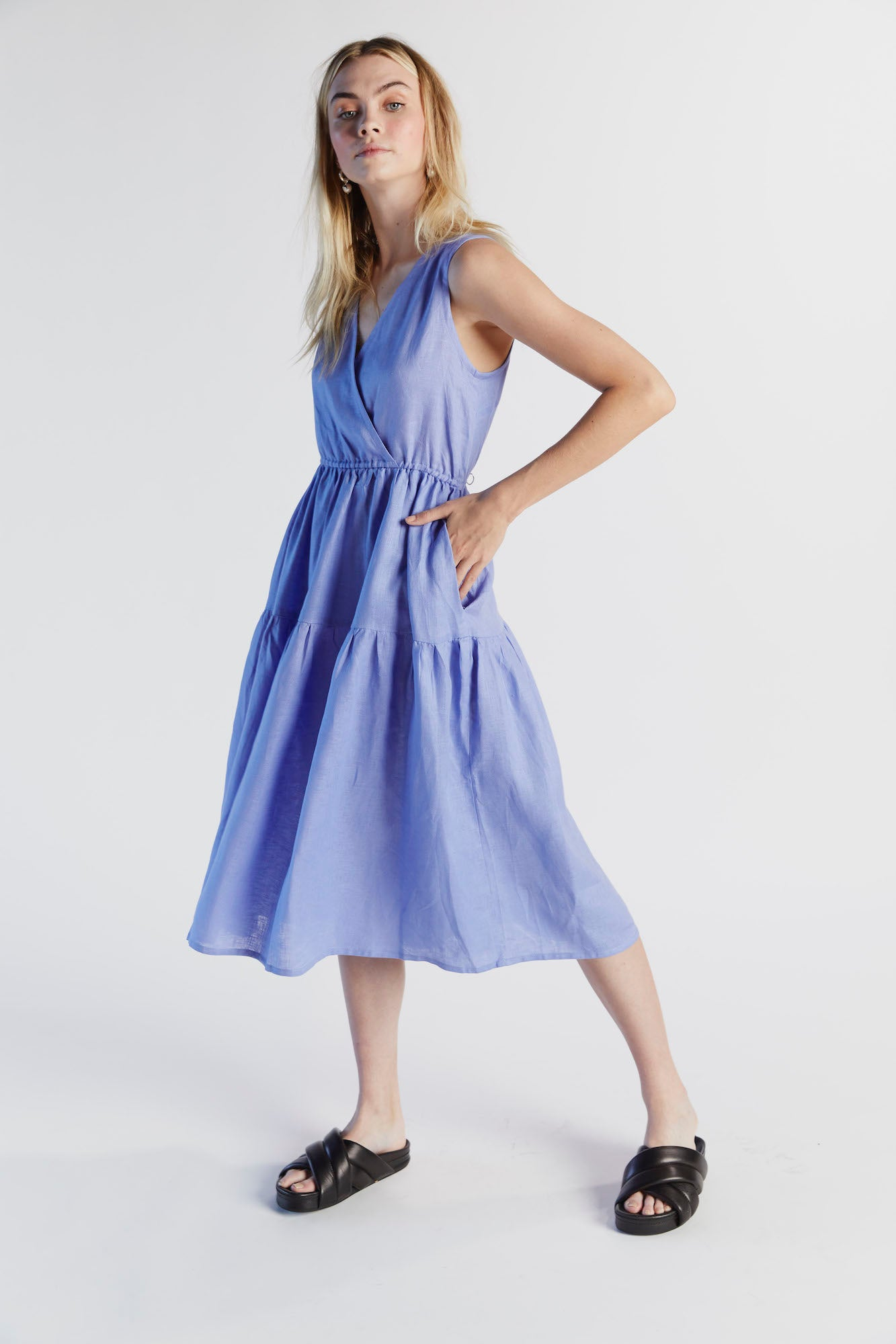 BFF Dress in Periwinkle - hej hej