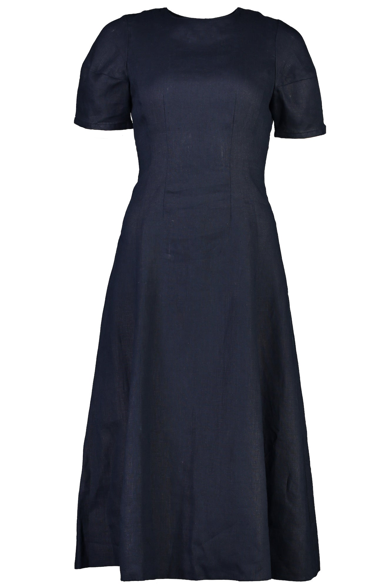 The Indiana Dress in Indigo - hej hej