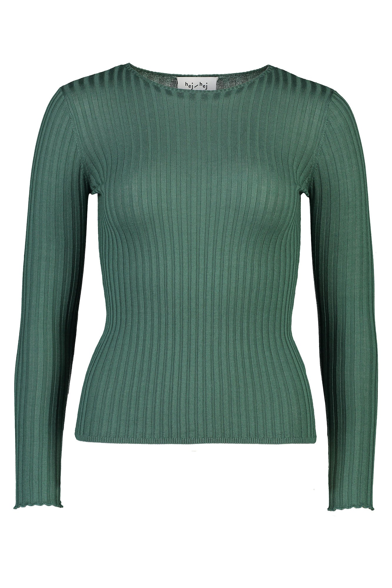 You've Gotta Be Kidman Knit in Sage - hej hej