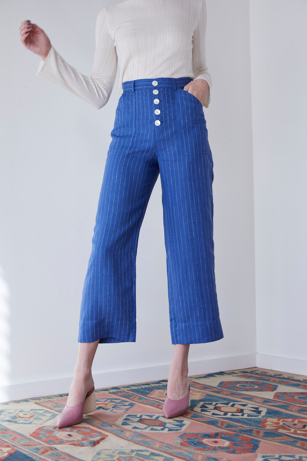 Fancy Pants in Stripe - hej hej