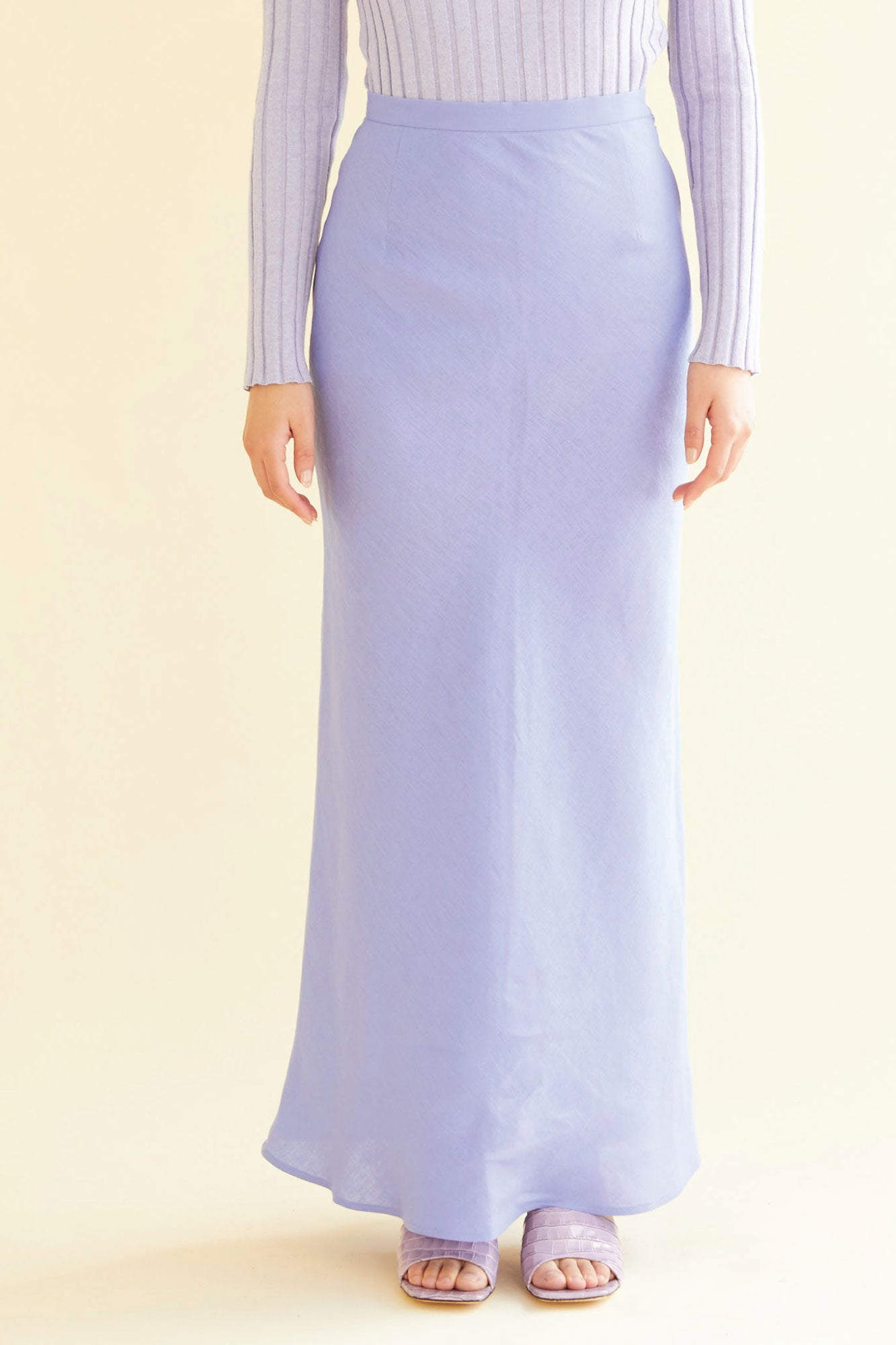 Lady Killer Skirt in Periwinkle - hej hej