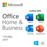 Microsoft Office Home and Business 2019 for Windows 10