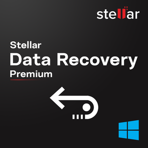 Stellar Data Recovery Premium For Windows
