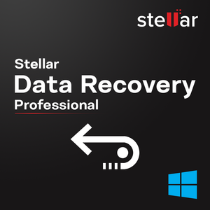 Stellar Data Recovery Professional & Professional Plus For Windows