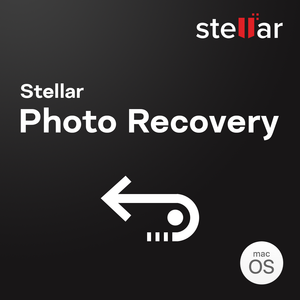 Stellar Photo Recovery For Mac