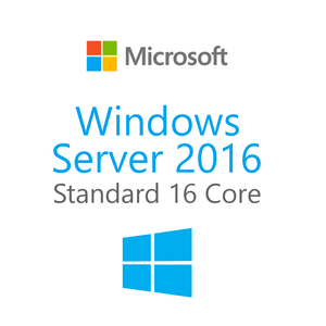Microsoft Windows Server 2016 Datacenter Core Single License 16 Core License