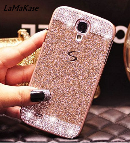 Luxury Glitter Powder Case Cover