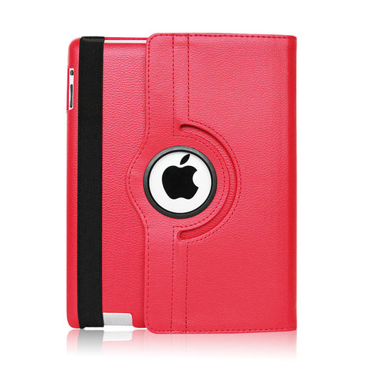 Rotary Case Cover For Apple iPad 2 3 4/Magnetic Auto Wake Up/ Sleep/Multiple Colour Choices