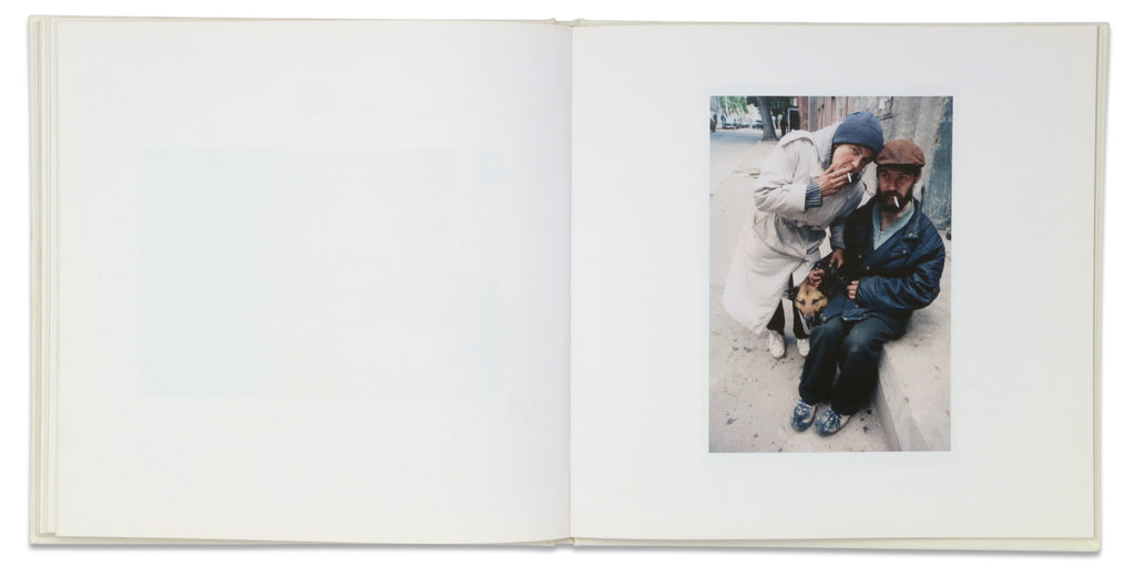 Boris Mikhailov - The Wedding - Morel Books