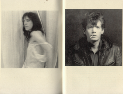 Patti Smith, Robert Mapplethorpe, Arthur Rimbaud