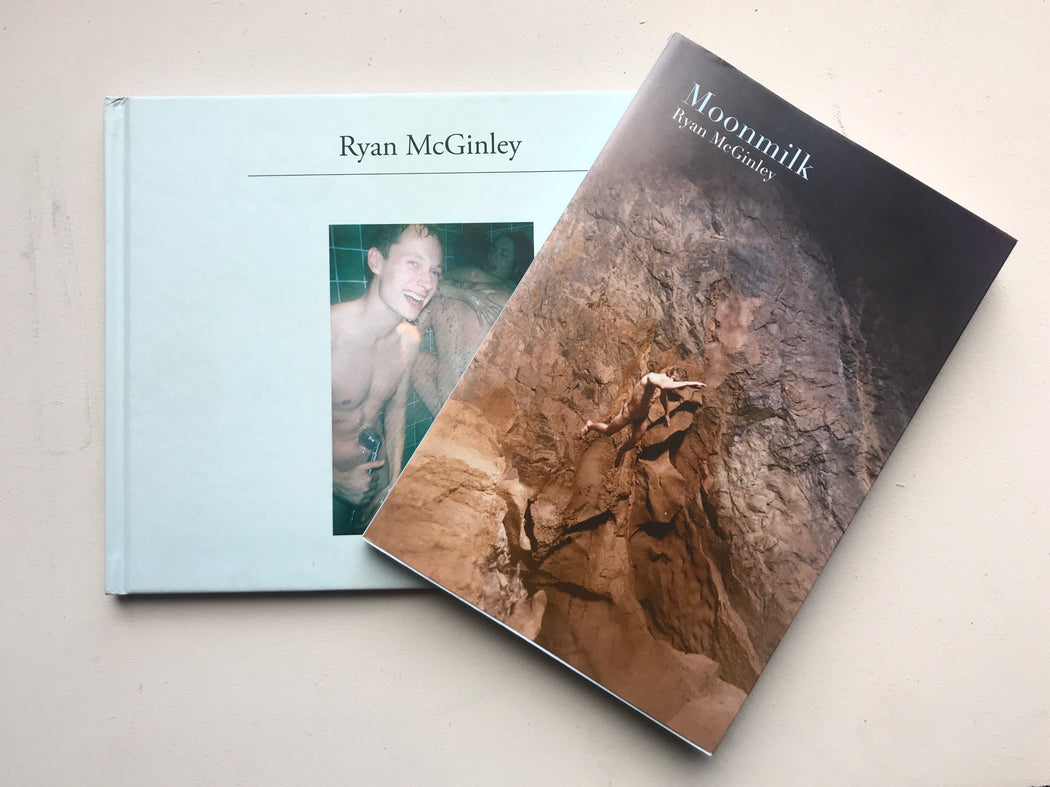 Ryan McGinley double offer