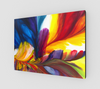 Birds in Paradise Canvas Print - Vibrant Artz