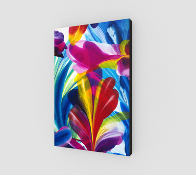 Under the Sea Canvas Print - Vibrant Artz