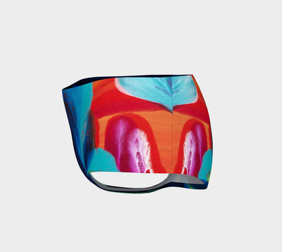 Quintessence Mini Shorts - Vibrant Artz