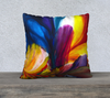 "Paradise 22"" Pillow Case - Vibrant Artz"