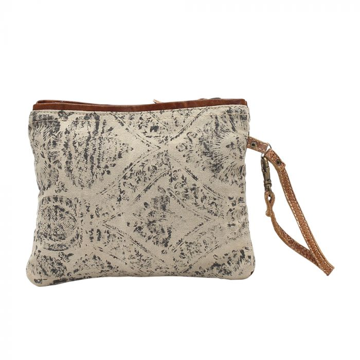 Myra - Floral Print Small Bag