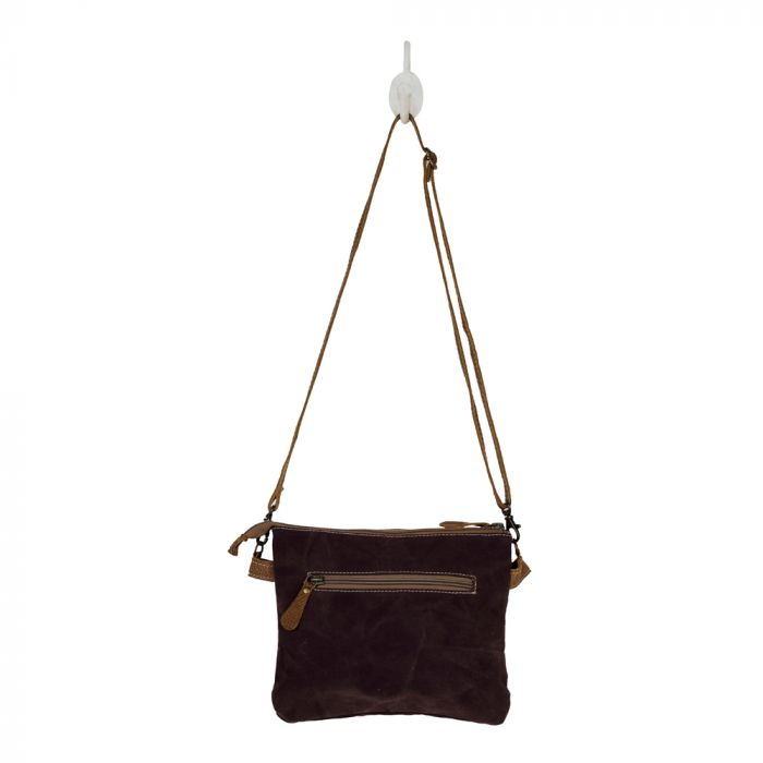 Myra - Nifty Small & Crossbody Bag - Pen & Grey