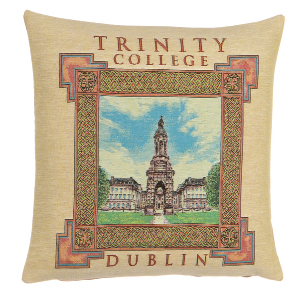 Trinity College Dublin Cushion Cover