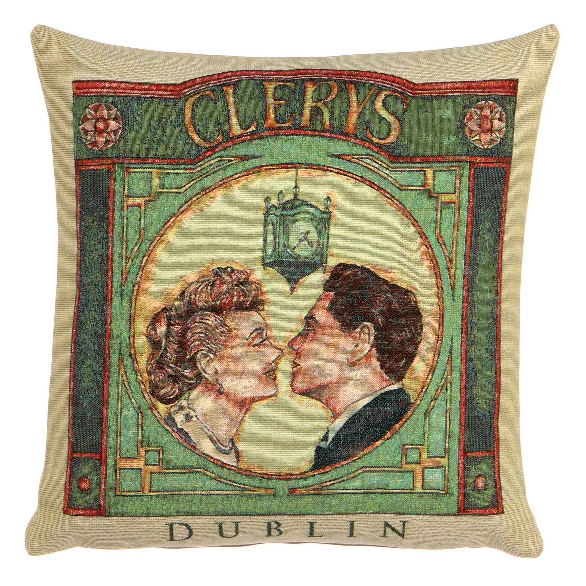 Clerys Cushion Cover