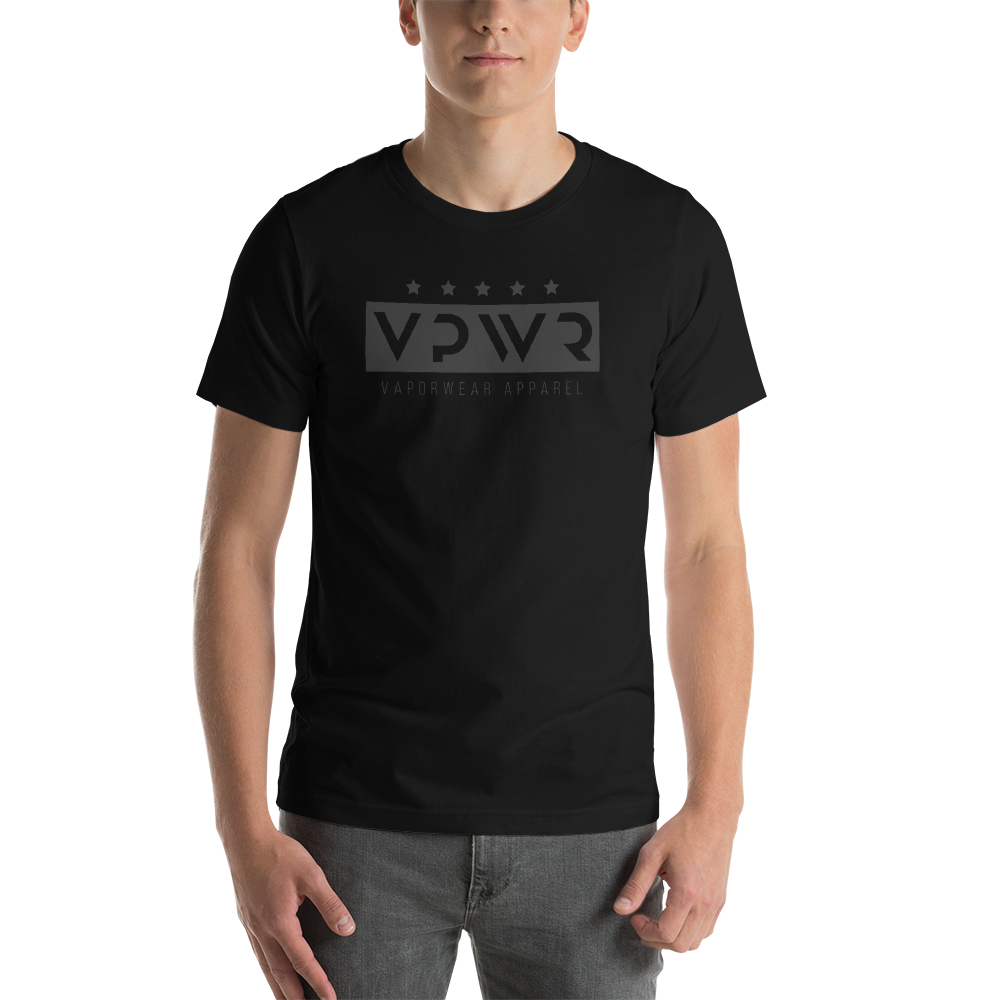 "VaporWear ""BLACKOUT LOGO"" T-Shirt"