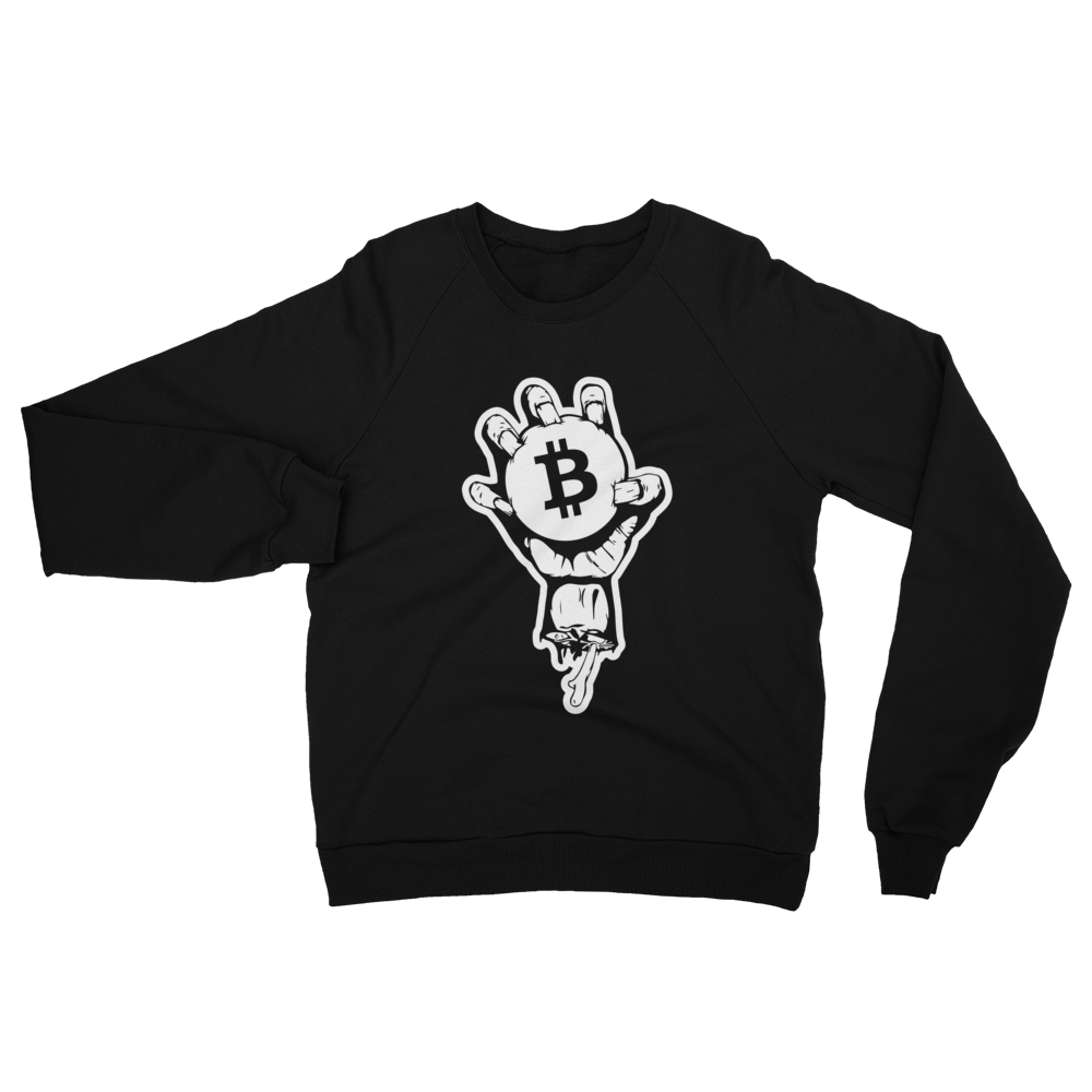"VaporWear ""DEATH GRIP"" Sweatshirt"