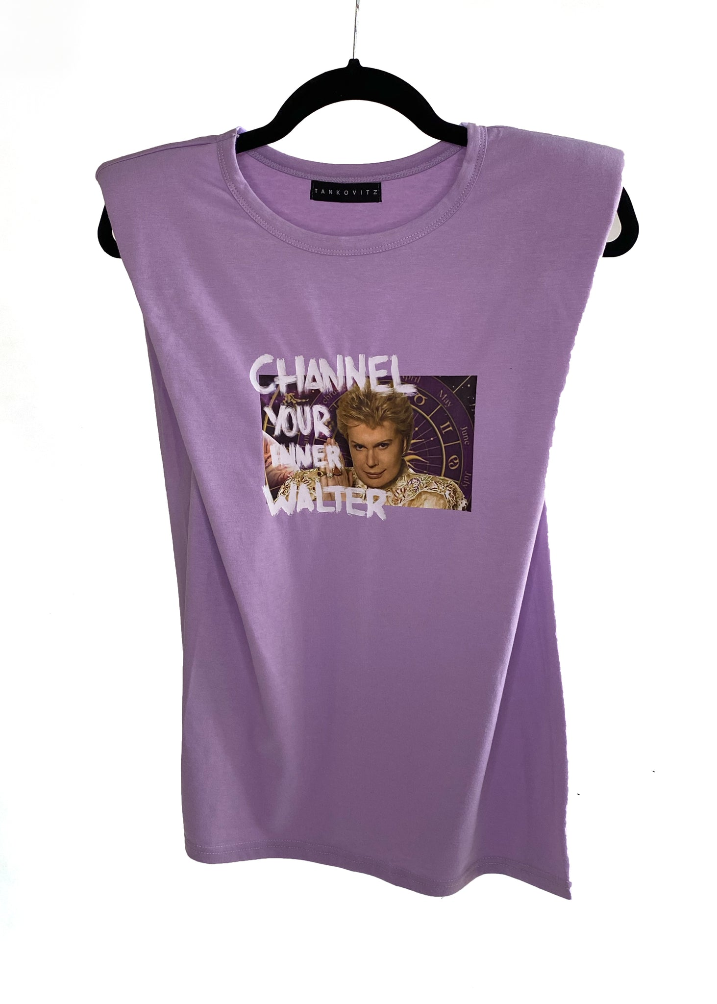 Channel your inner Walter Purple
