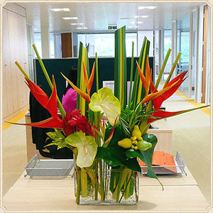 CORPORATE FLOWER SERVICES