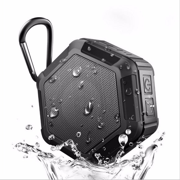 Portable Bluetooth Speaker Waterproof Dirtproof Drop Resistant