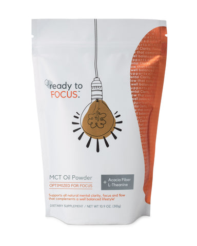 ready to FOCUS™ Premium MCT Oil Powder V2 - readytobrands