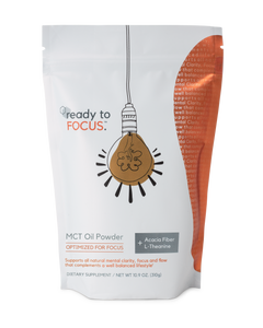 ready to FOCUS™ Premium MCT Oil Powder - readytobrands