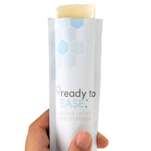 ready to EASE™ - Nausea Relief + Keto Flu Relief Freeze Pop
