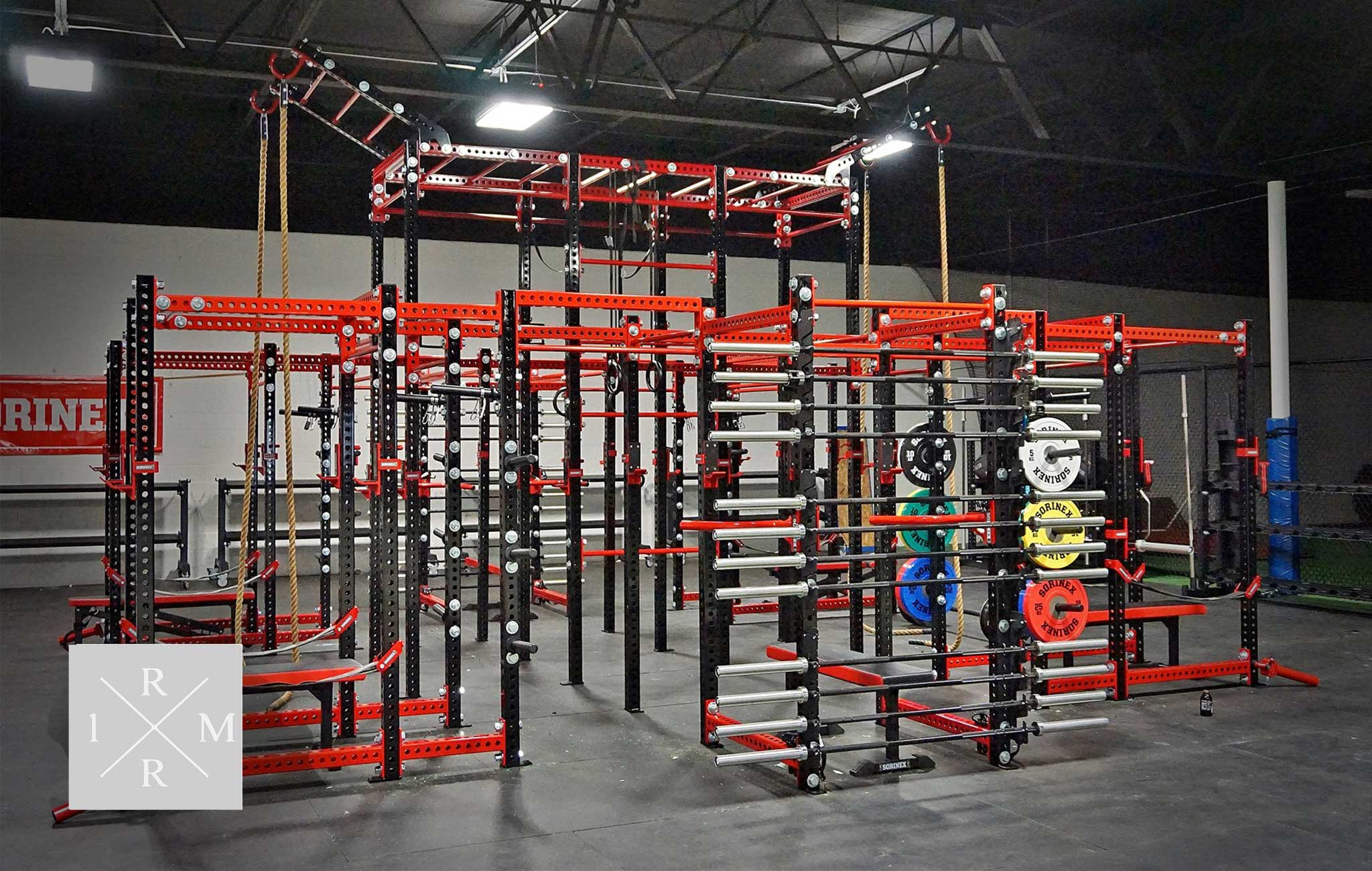 1RMR fitness Private Training facility Sorinex