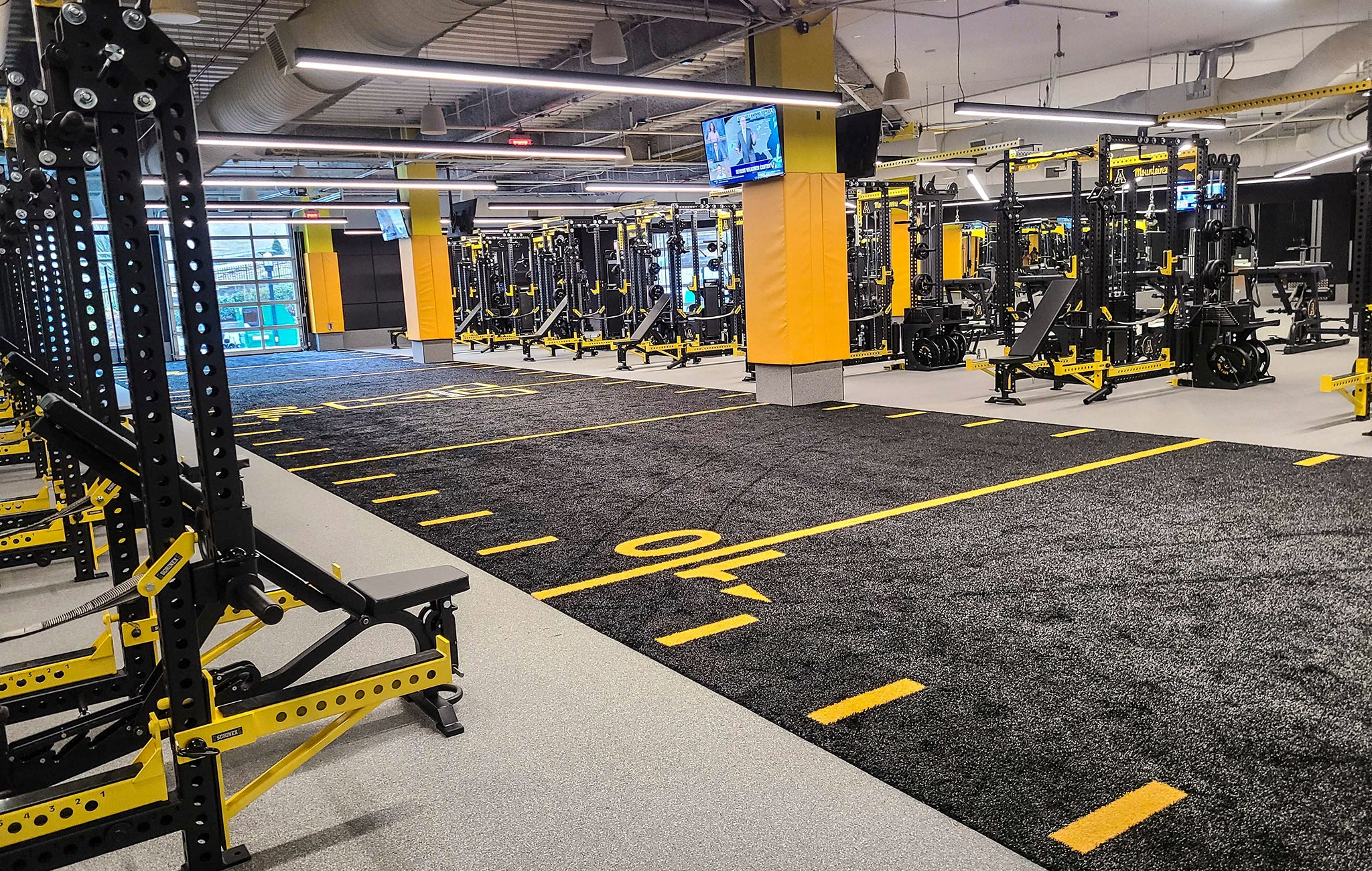 app state weight room