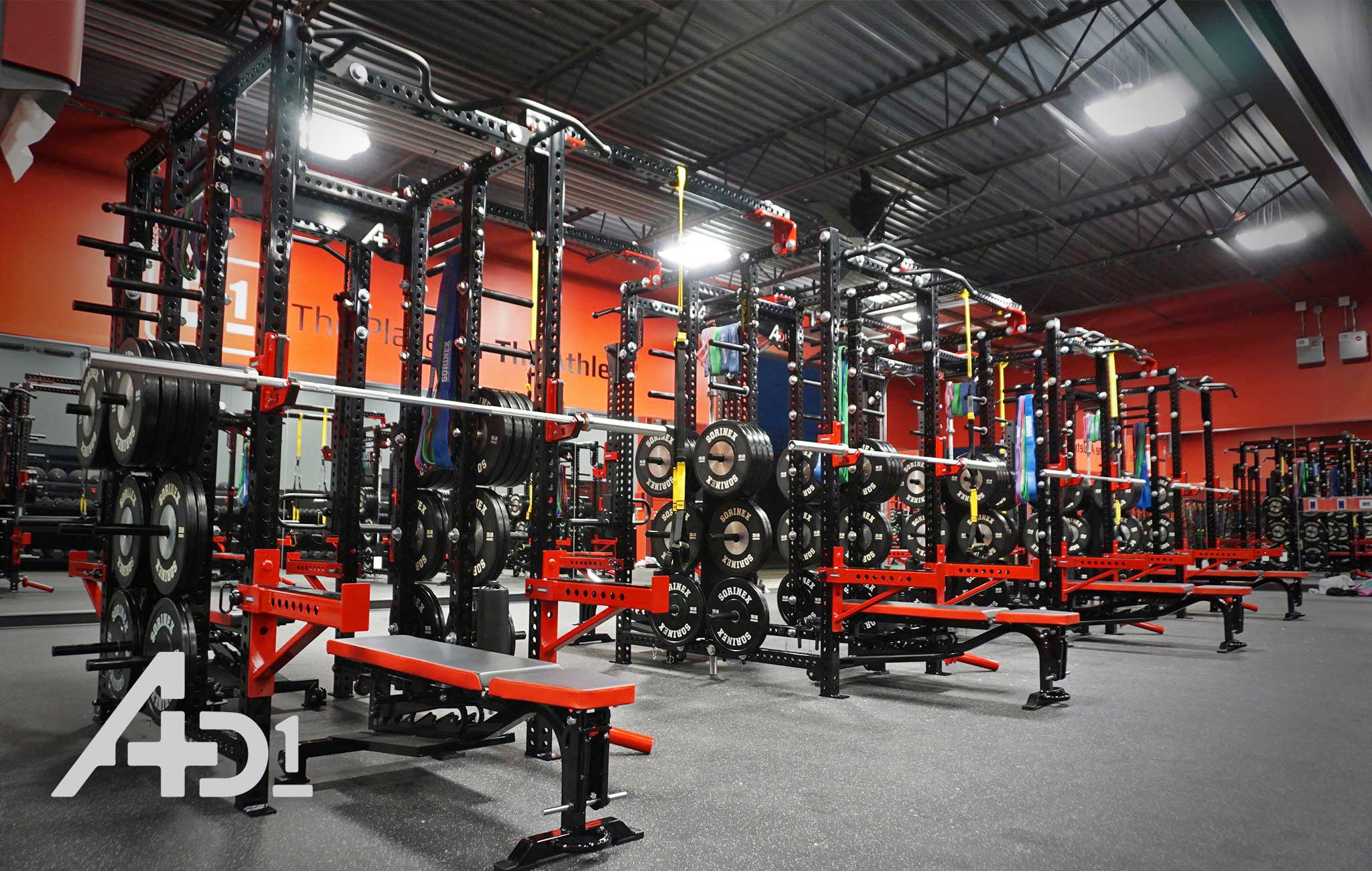 AD1 Private Training facility Sorinex